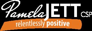 Pamela Jett - Relentlessly Positive