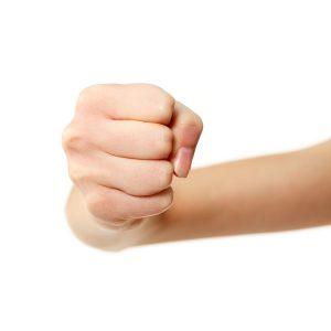 A Womans Fist