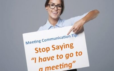 Increase Your Influence – Before the Meeting Even Starts!