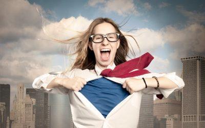 How To Be A Career Superhero