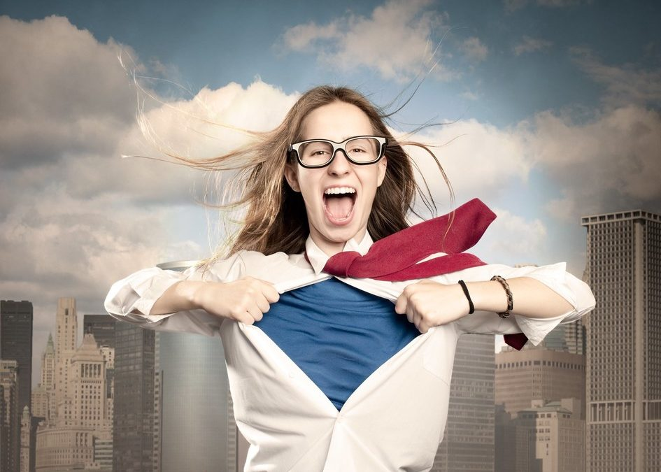 How To Be A Career Superhero