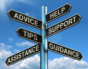 Signs Point Towards Business Advice Options